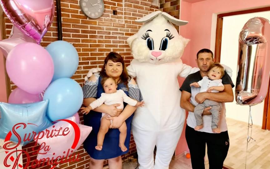 Veste mare în familia Ciutac: Gemenii Mihail și Galina vor beneficia gratuit de terapia Zolgensma!