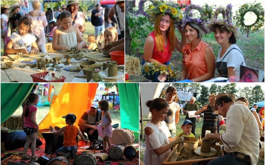 Festivalul Cucuteni: iată cum a fost la cel mai inedit eveniment al verii!