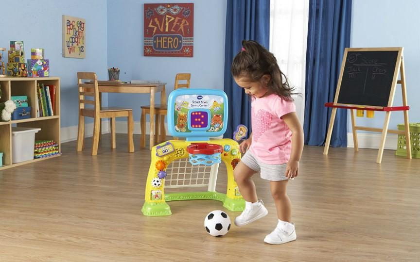 Sportul la 2-3 ani: ce activități să alegi pentru cel mic