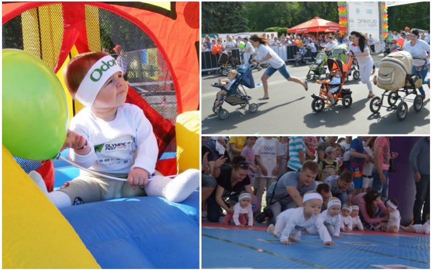 Participă la cea mai tare competiție pentru mămici și copii. Dăm STARTUL distracției!