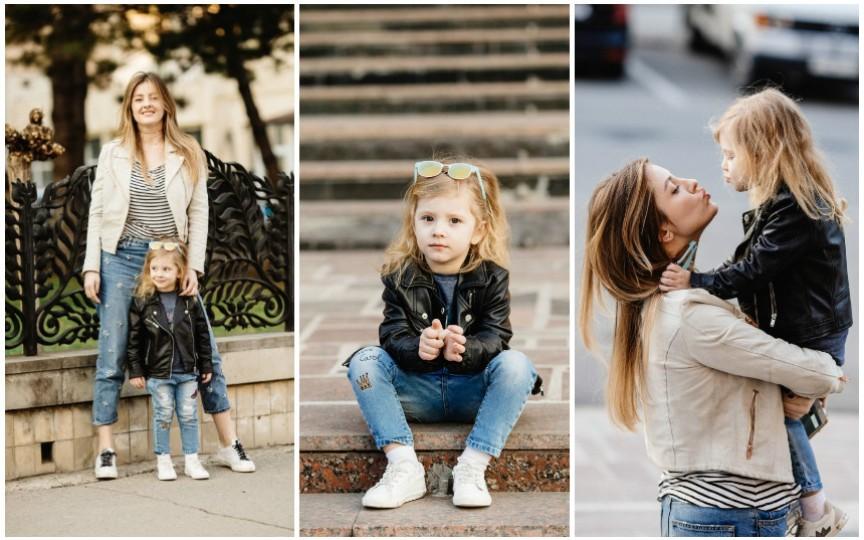 Emoționant! Bloggerița Ana Ciorici vorbește despre relația cu fiica ei