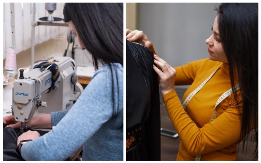 Vrei să faci propriile haine sau să câștigi bani buni? Mergi la cele mai bune cursuri de croitorie din Chișinău!