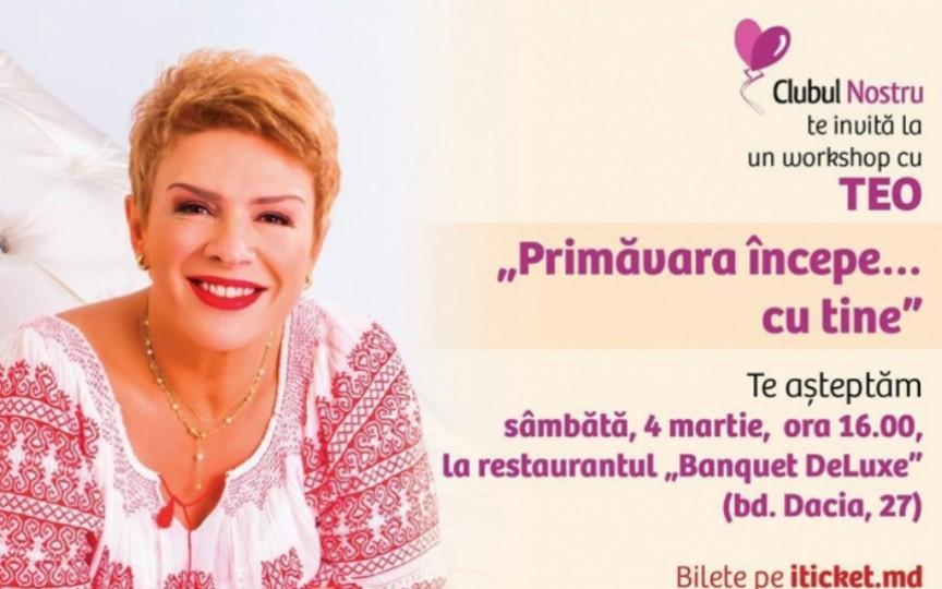 Teo Trandafir revine la Chișinău. Află despre ce va discuta!