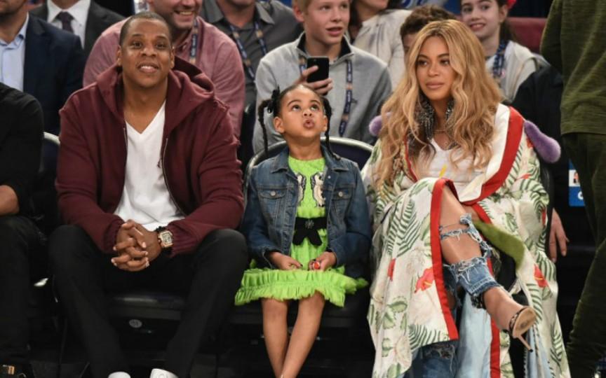 Beyoncé și Jay Z au ales nume pentru gemenii lor
