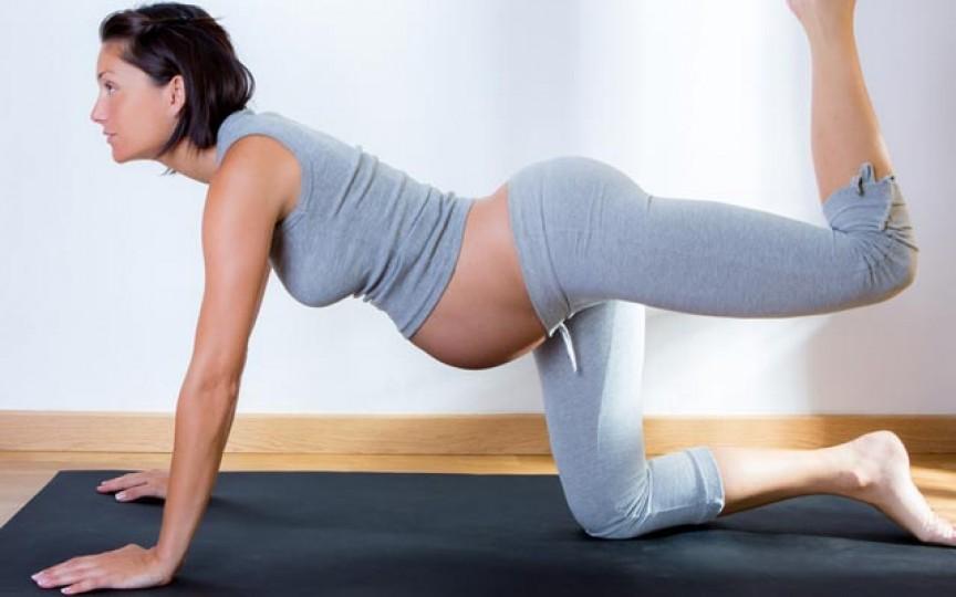 Exerciții care te vor ajuta să ai o naștere ușoară