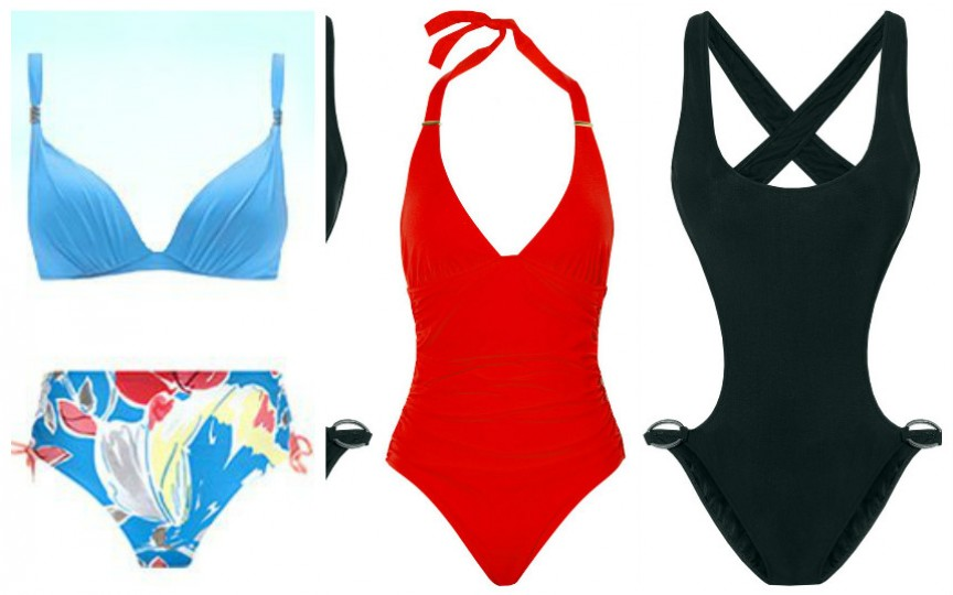 Sfaturi cum alegi cel mai potrivit costum de baie pentru forma corpului tău