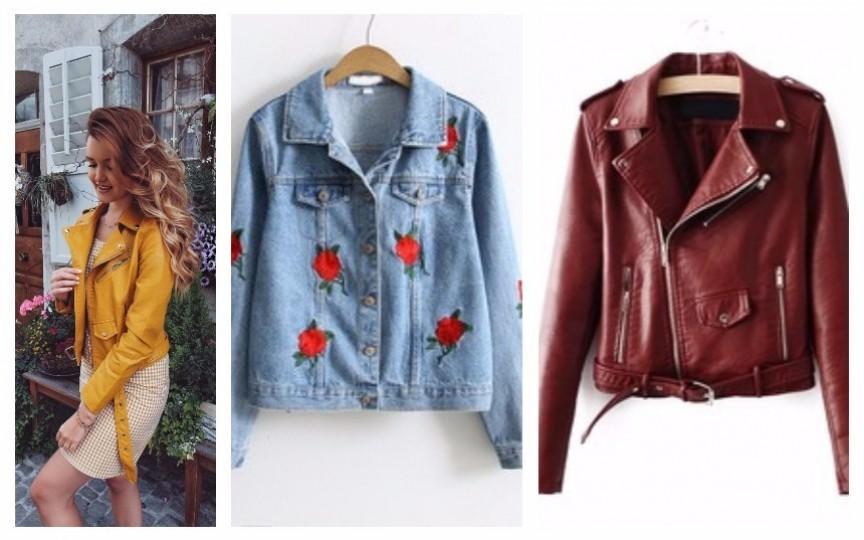 Jacheta perfectă pentru toamnă, recomandată de Cristina Gheiceanu