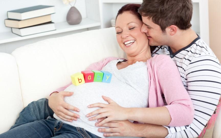 Suntem însărcinaţi! Un test pentru ambii!