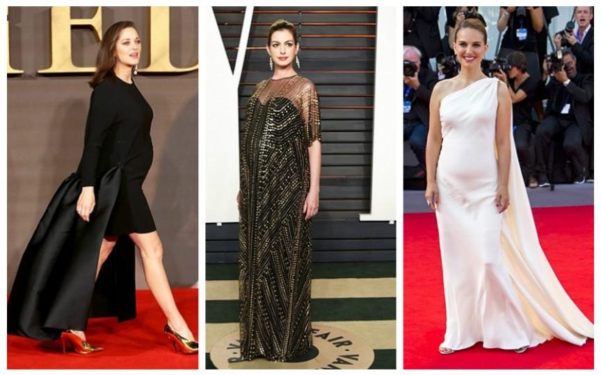 9 vedete care arată foarte stilate fiind gravide