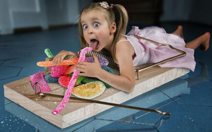 Cele mai mari greșeli în alimentația copiilor