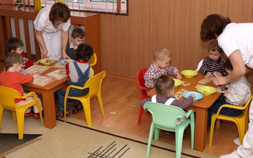 În R. Moldova vor fi create creşe sociale pentru copii de la patru-şase luni