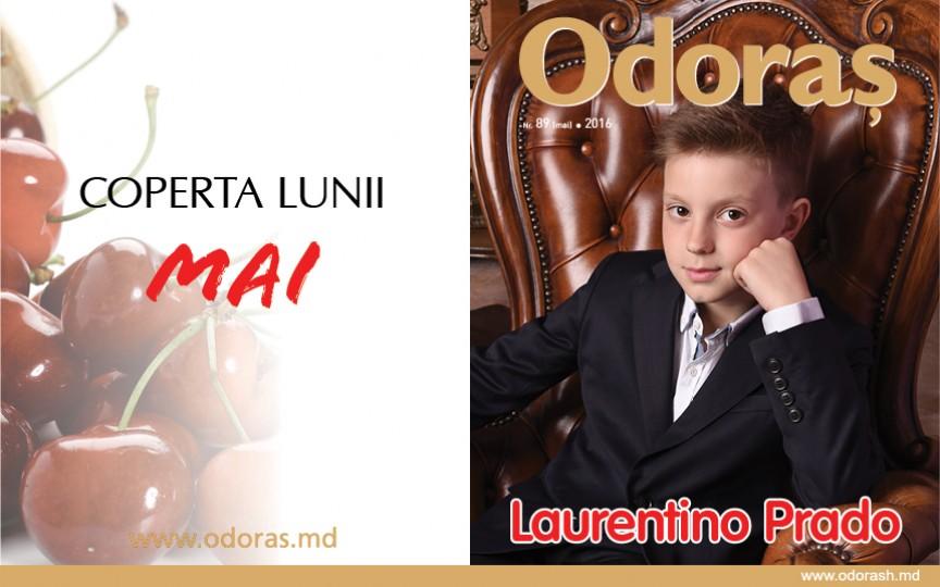 Laurentino Prado – cel mai tânăr prezentator TV