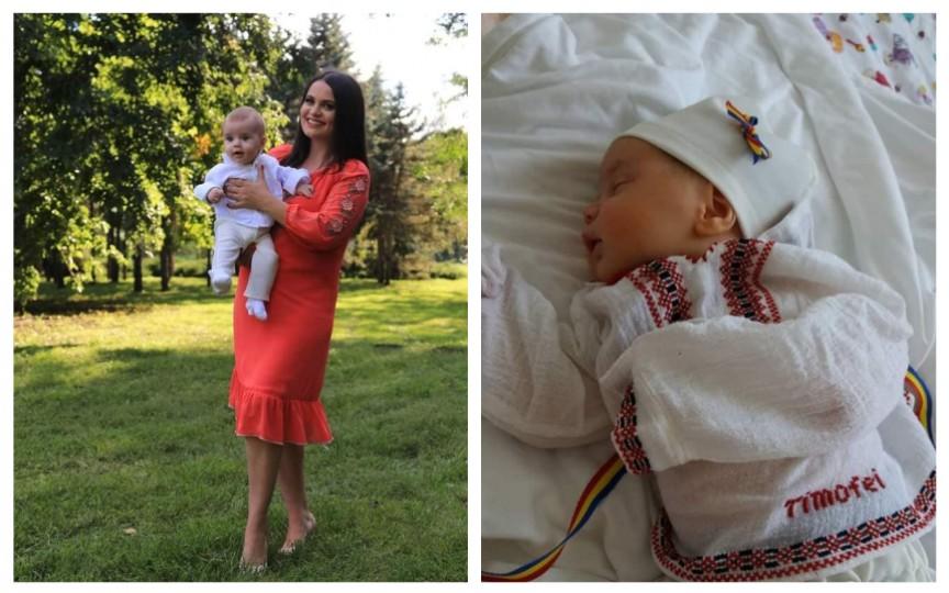 Prezentatoarea TV Marcela Dedin povestește cum a născut un băiețel perfect sănătos după ce 3 medici au spus că bebe ar avea probleme la inimă
