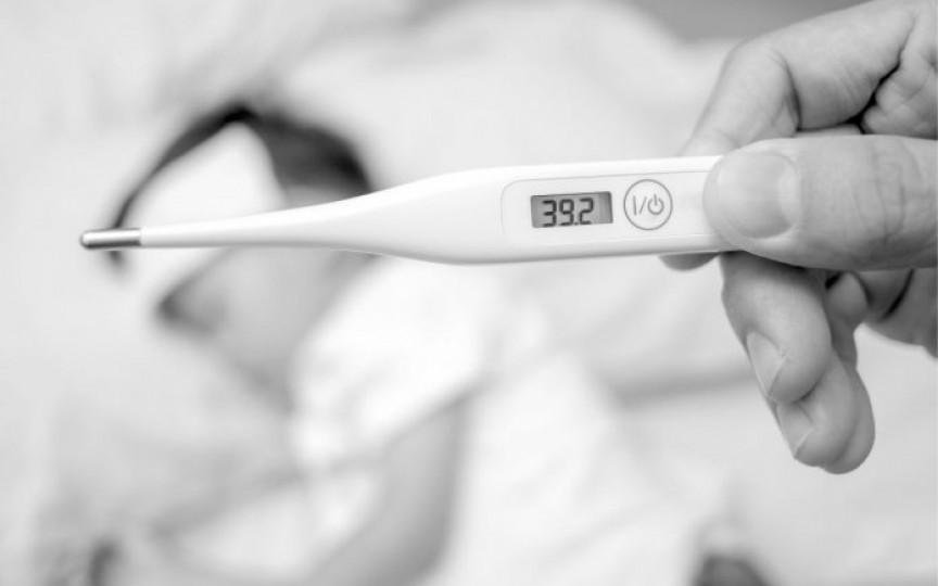 Sfaturile pediatrului despre când și cum trebuie să scădem febra copilului