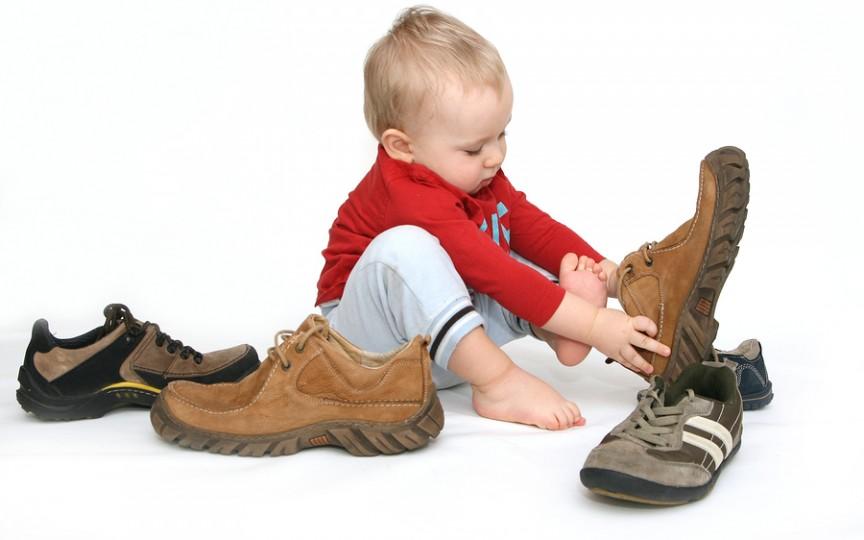 Sfaturi pentru alegerea corectă a încălțamintei pentru copii