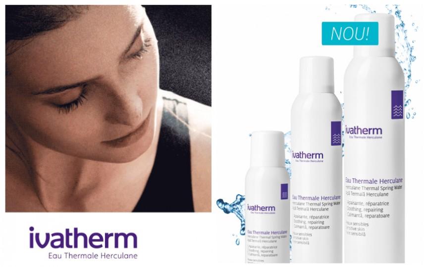 Apa Termală Herculane - calmează și decongestionează pielea sensibilă