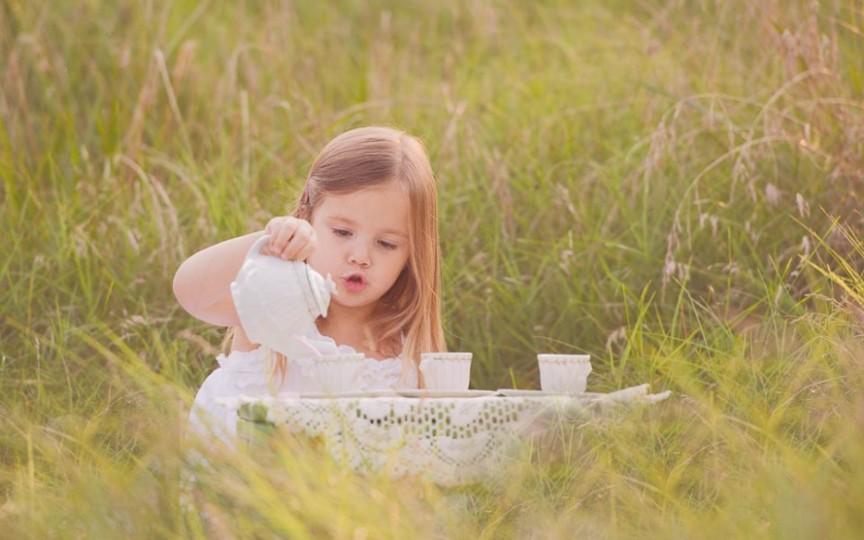 Ceaiurile - bune sau toxice pentru copii?