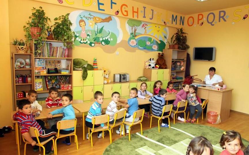 Nou Regulament sanitar pentru instituţiile de învăţământ preşcolar