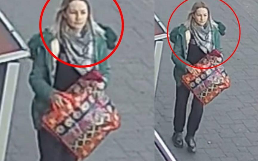 Poliția solicită ajutor la identificarea unei femei, care se presupune că și-a abandonat copilul