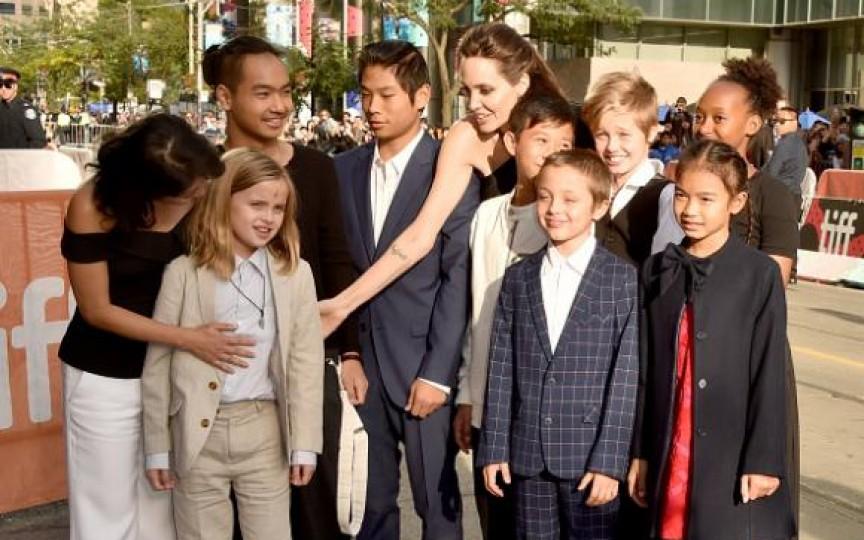 Sfatul Angelinei Jolie către fiicele sale merită preluat cu încredere