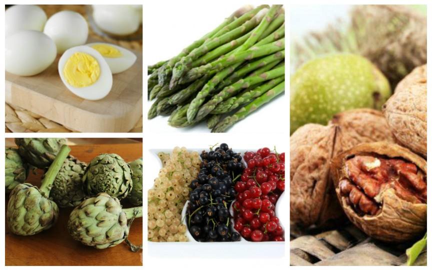 Alimentele ideale pentru a fi consumate primăvara de către gravide