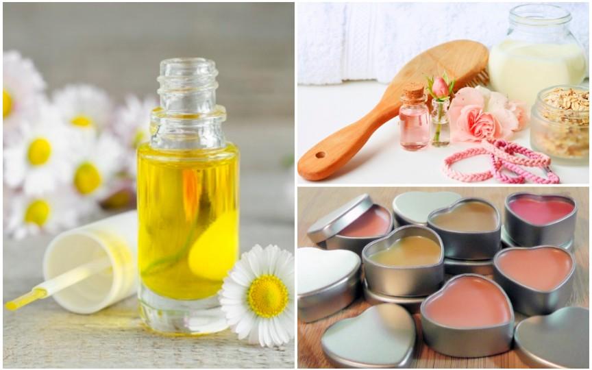 Top 5 produse cosmetice pe care le poți face acasă