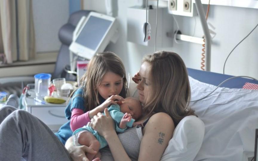 Nașterea în Belgia: Pregătirea nașterii e o adevărată plăcere