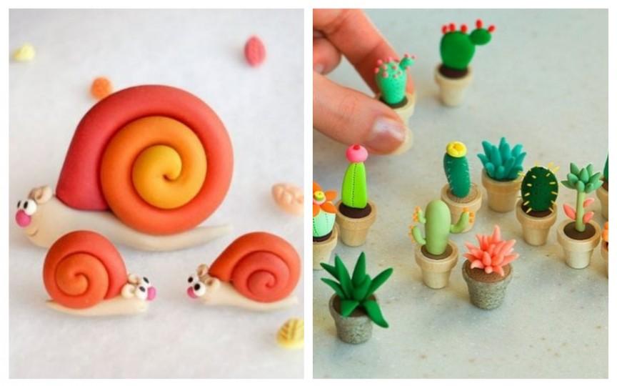 (FOTO) 8 activități jucăușe și interesante cu plastilina