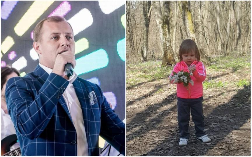 Fiica mezină lui Aurel Chirtoacă a împlinit 2 ani! Cât de emoționat e tăticul!