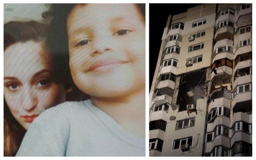 (FOTO) Detalii despre femeia de 30 de ani și băiețelul acesteia, de 4 ani, care și-au pierdut viața în explozie