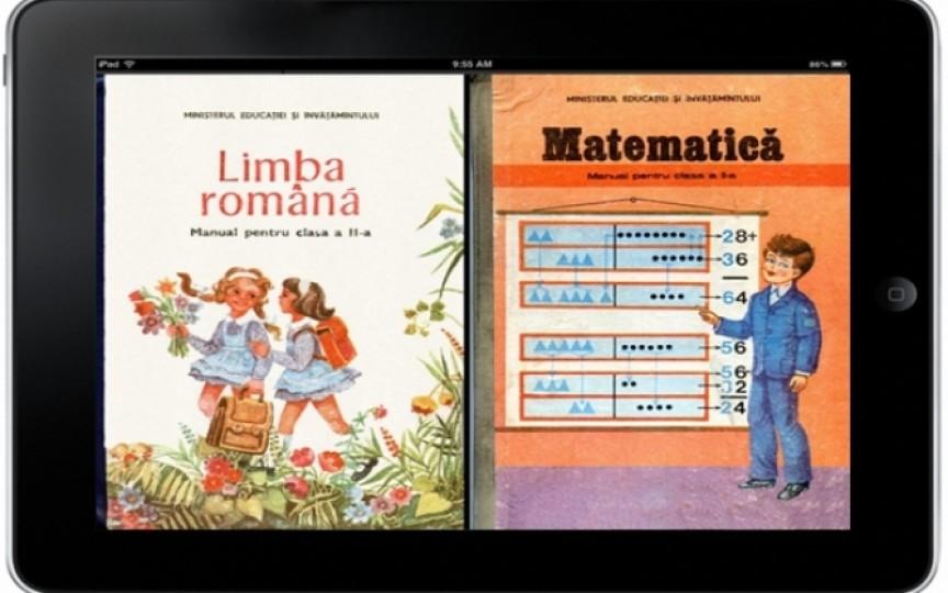 Manuale digitale în şcolile din Republica Moldova