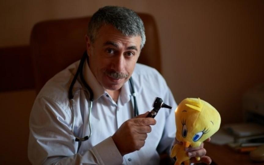 Evghenii Komarovskii: Nu există preparate pentru întărirea imunității