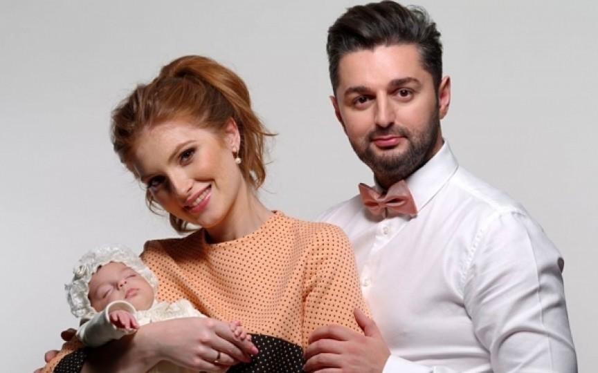 """Bărbații despre sarcină și naștere. Adrian Ursu: """"Nu eram căsătoriți când Irina a aflat că e însărcinată"""""""