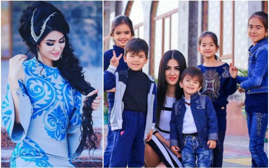 De necrezut, dar e supermodel și mamă a 5 copii