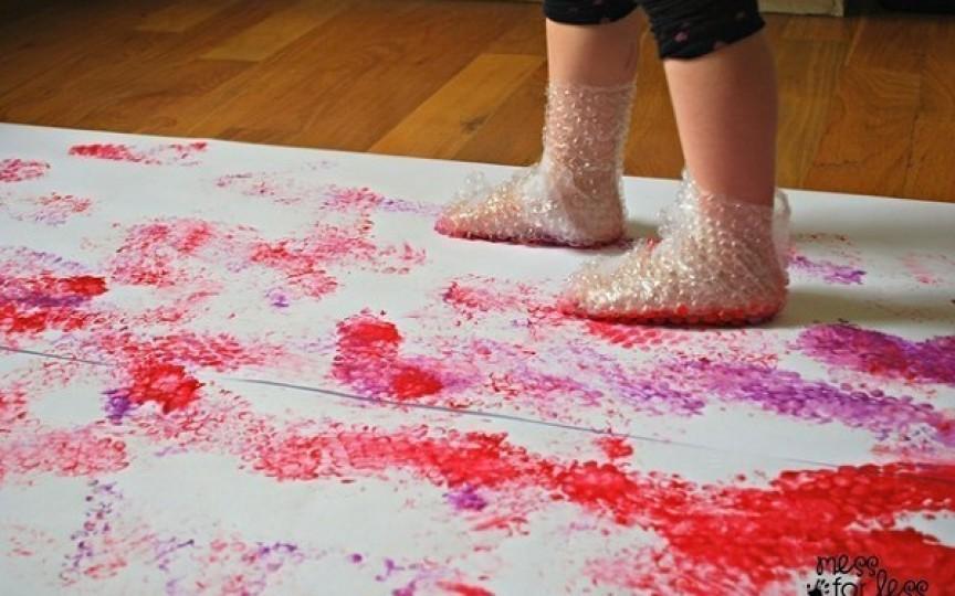 Activităţi creative pentru copii, excelente pentru această vară (2)