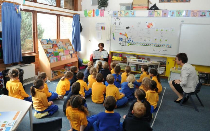 Școală în Australia, foarte diferită de cea din Europa