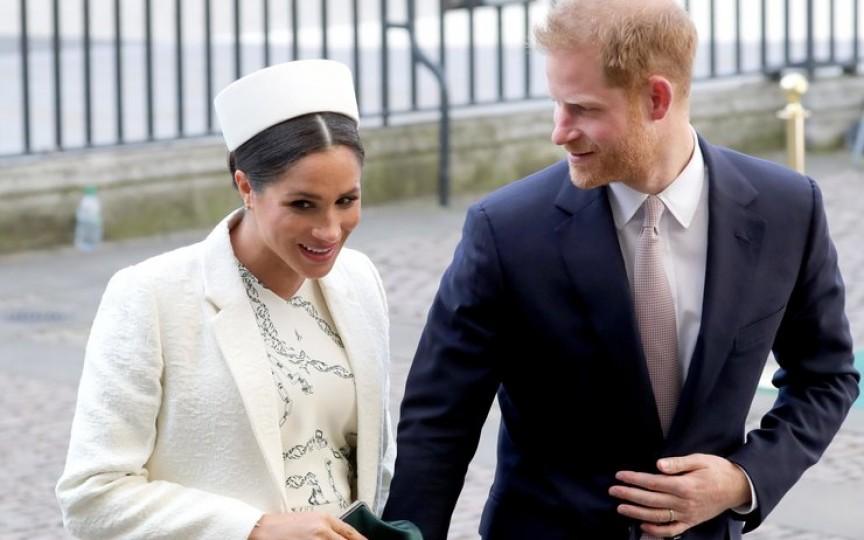 Meghan Markle și Prințul Harry au devenit părinți pentru prima dată. Detalii despre nașterea micuțului!