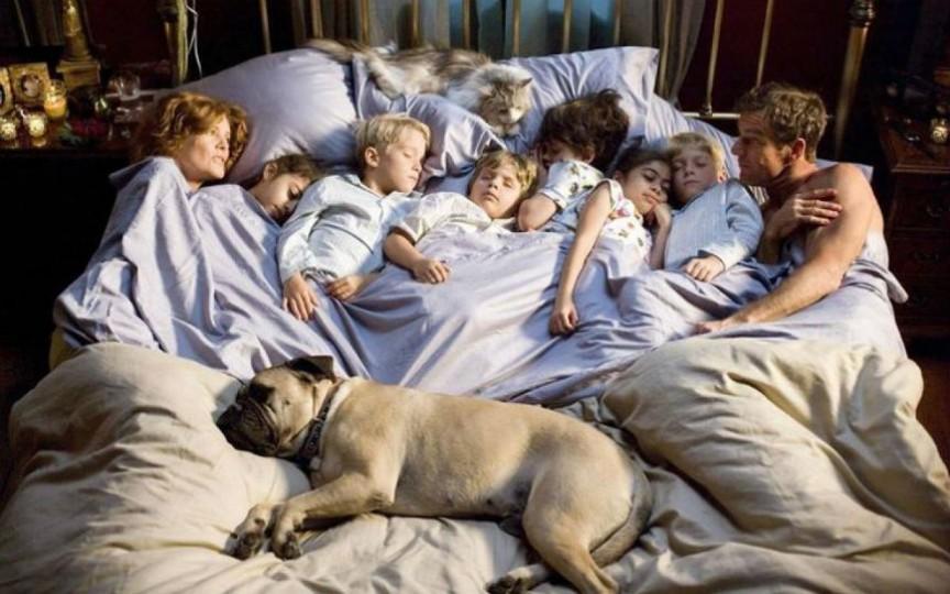 6 lucruri pe care le putem învăța de la familiile cu mulți copii