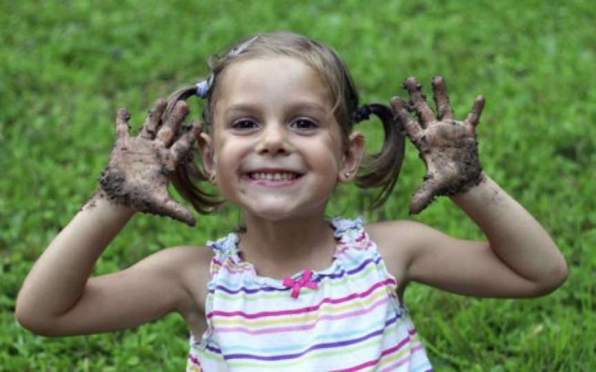 Copiii murdari sunt mai sănătoşi decât cei curaţi