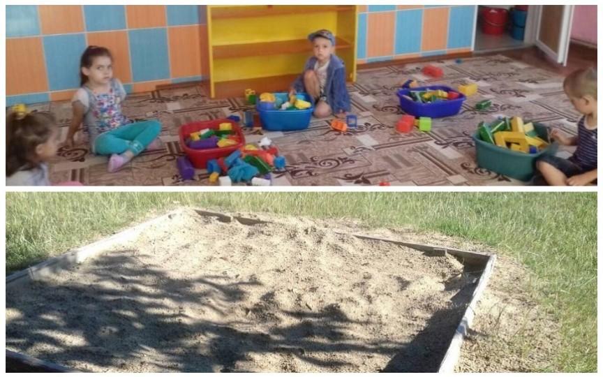 O mamă din Moldova adună jucării pentru grădinițele din sate