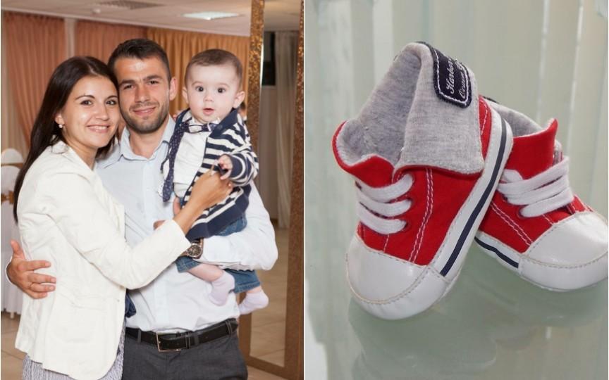 Fotbalistul Oleg Molla despre sarcină, naștere și copii: În asemenea momente înțelegi cât sunt de slabi psihologic bărbații!