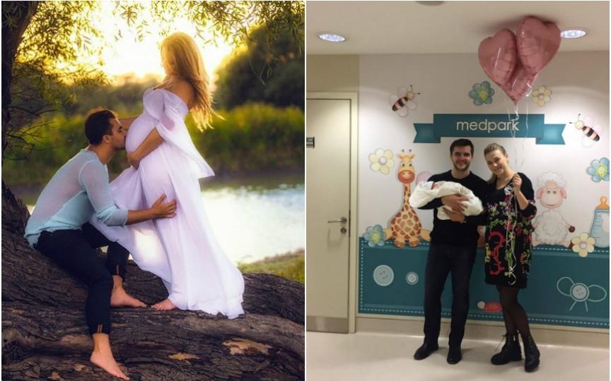 FOTO: Coregraful Iulian Țurcanu a devenit tată pentru prima dată
