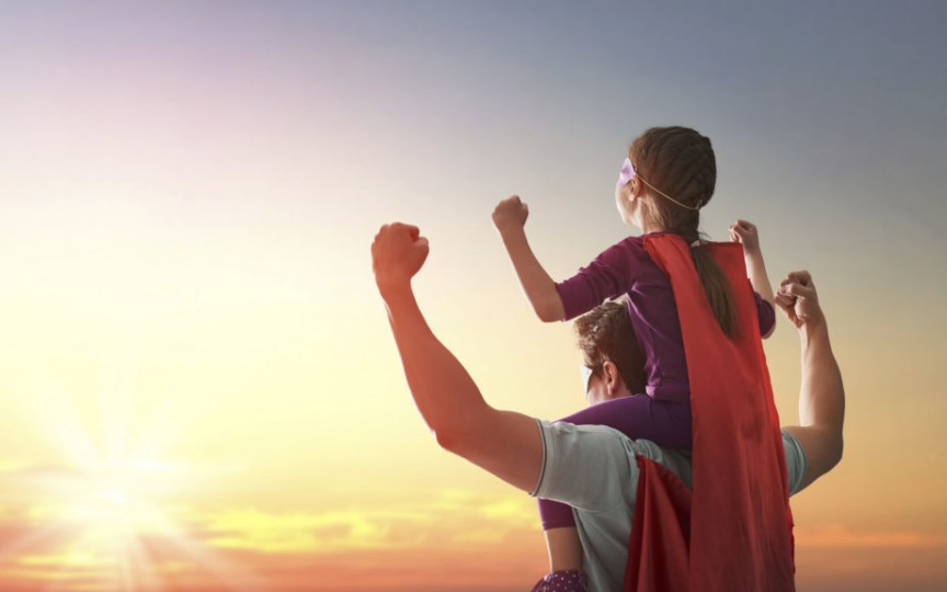 5 pași de urmat pentru a crește un copil puternic psihologic
