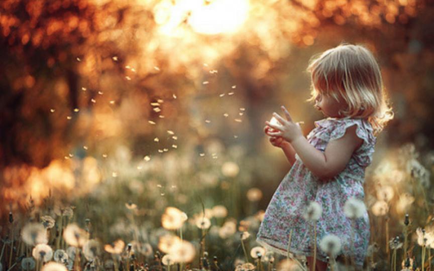 Gândurile unei mame: Noi nu observăm cum cresc copiii