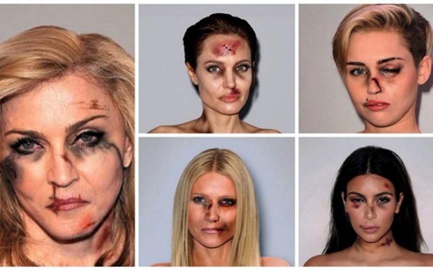 Vedetele împotriva violenței domestice