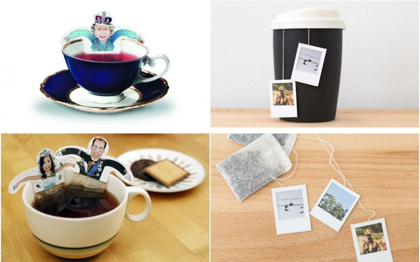 Cele mai creative idei pentru pliculețele de ceai