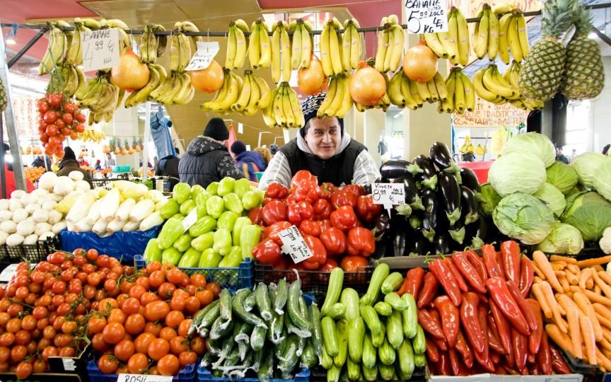 Fructele și legumele de pe piața autohtonă cu cel mai mare conținut de nitrați