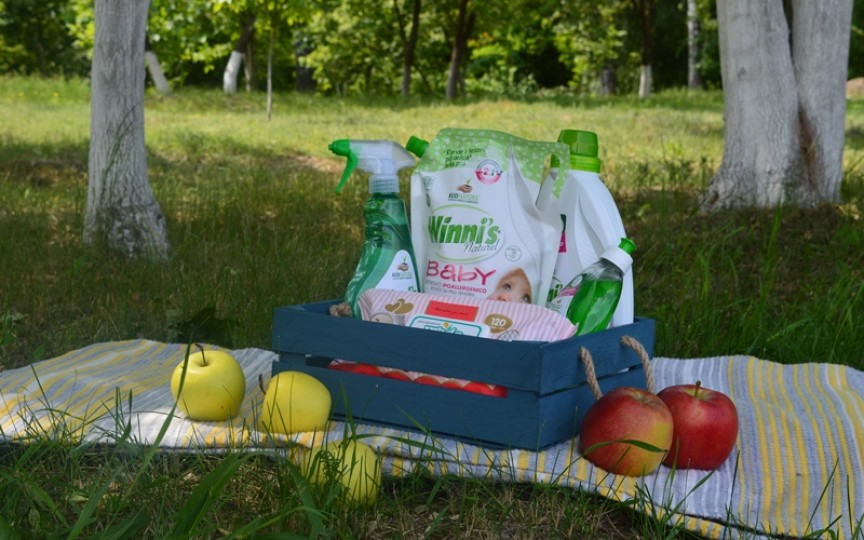 O nouă gamă italiană de produse ECO în Moldova