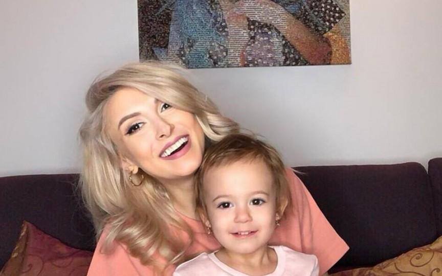 Andreea Bălan a ales numele fetiței pe care o va naște în curând