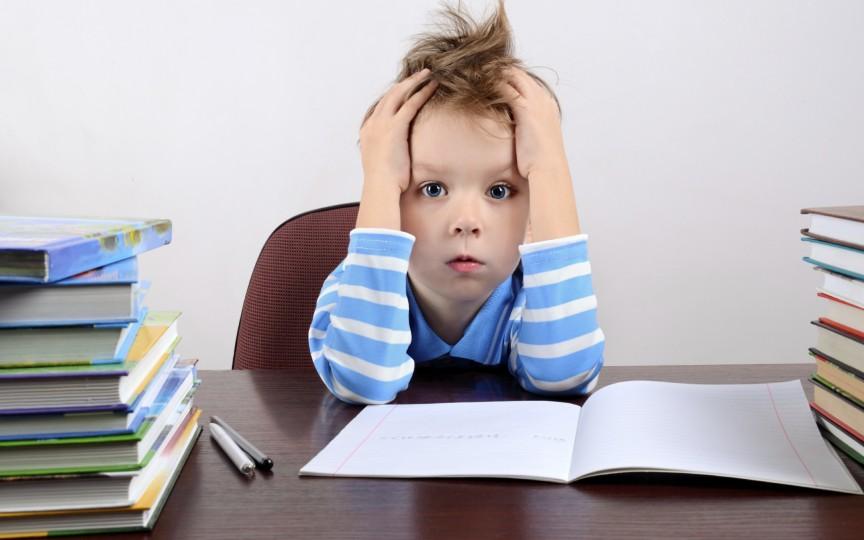 Micul şcolar şi problemele primului an de studiu